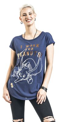 I work for Peanuts!