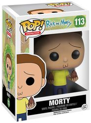 Figura Vinilo Morty 113
