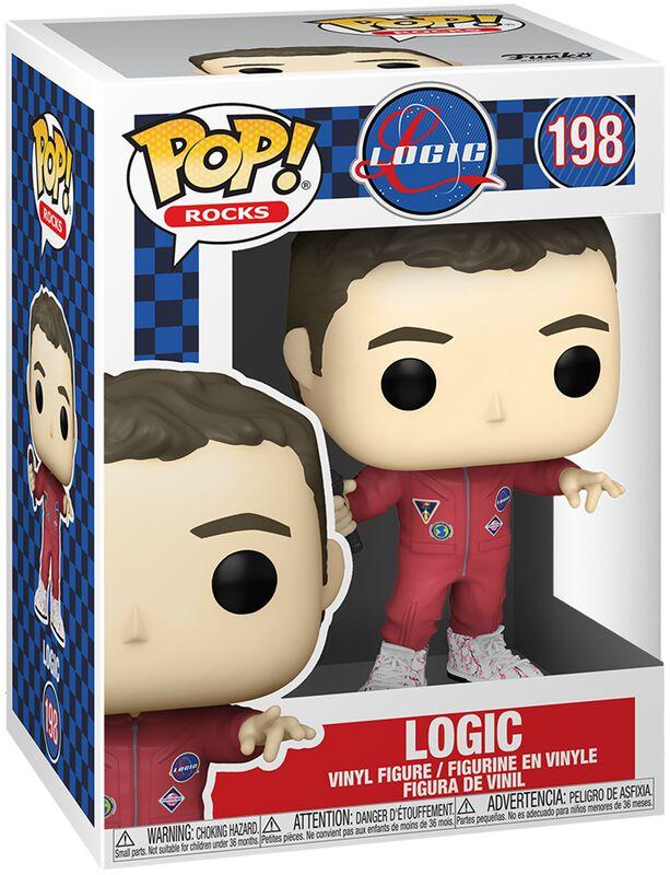 Figura vinilo Logic 198