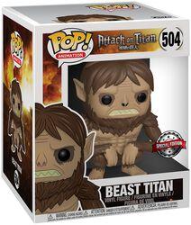 Figura Vinilo Beast Titan (Oversized) 504