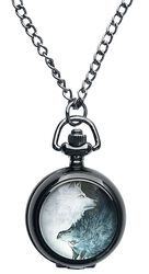 Reloj de bolsillo Wolves Pack