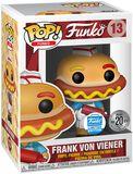 Figura Vinilo Fantastik Plastik - Frank von Viener (Funko Shop Europe) 13
