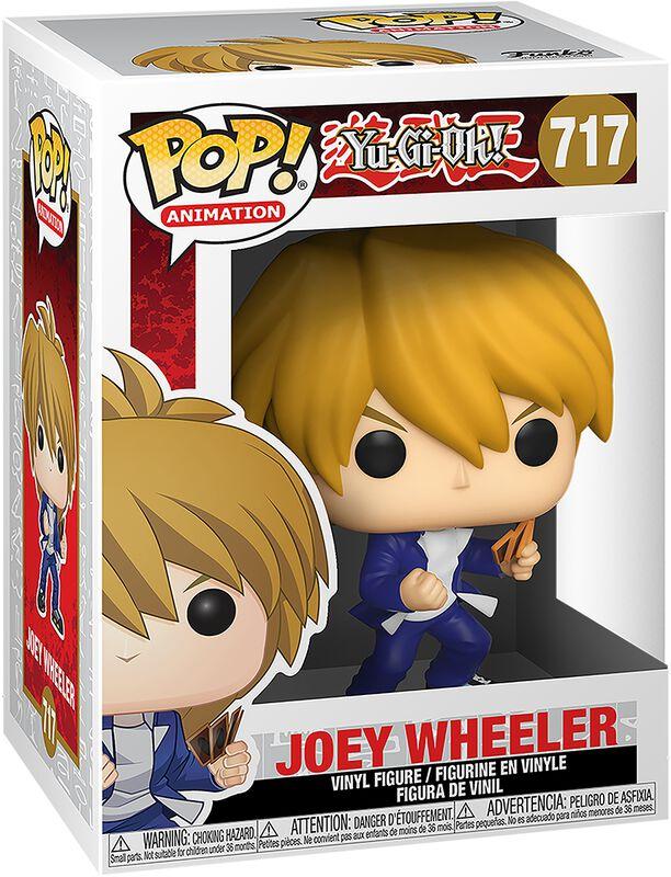 Figura vinilo Joey Wheeler 717