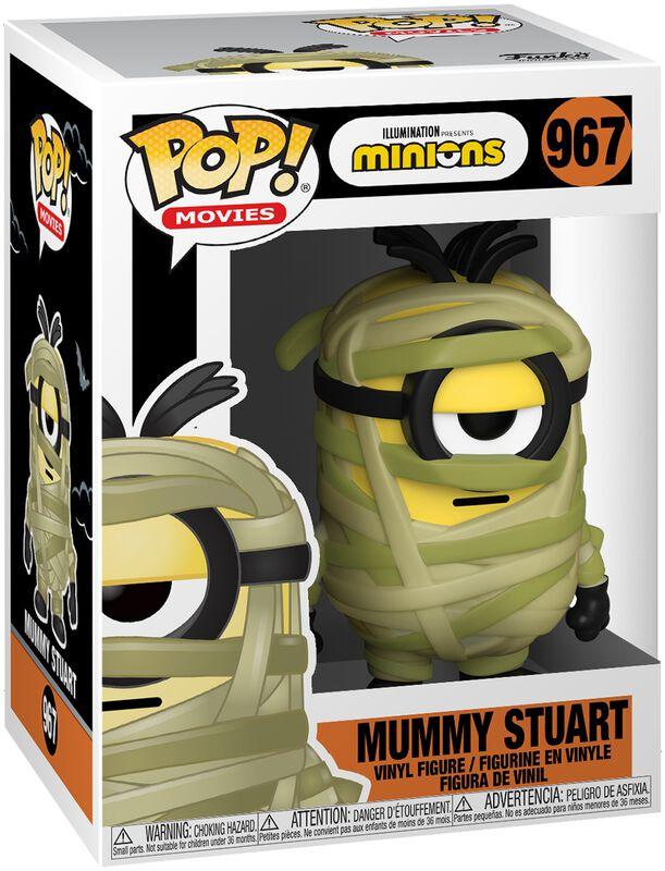 Figura vinilo Mummy Stuart (Halloween) 967