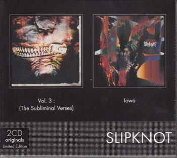 Vol.3: The subliminal verses / Iowa