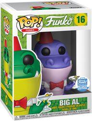 Figura Vinilo Fantastik Plastik - Big Al - (Funko Shop Europe) 16