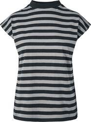 Ladies Y/D Stripe