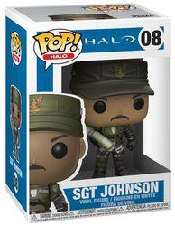 Figura Vinilo Sgt. Johnson (Cigar) (posible Chase) 08