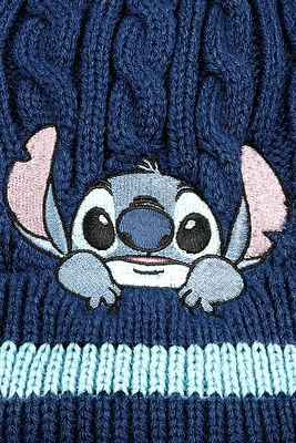 Stitch and Hibiscus Flowers