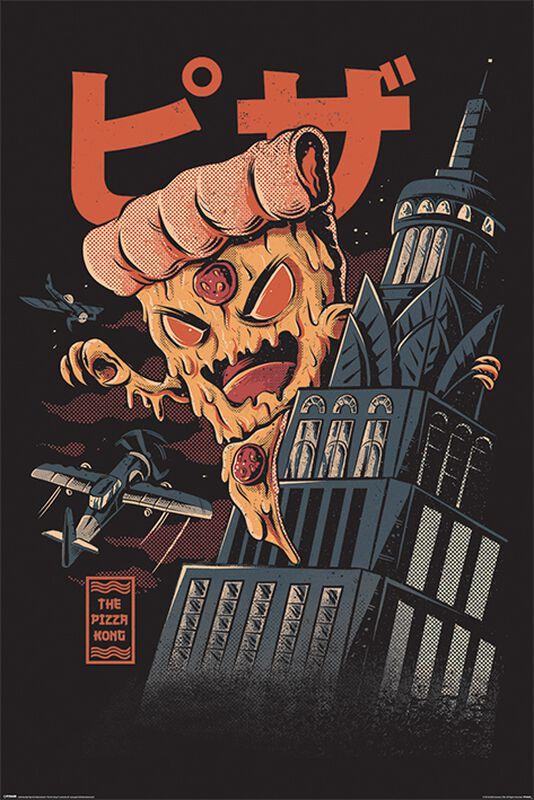 Ilustrata Pizza Kong