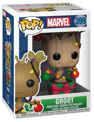 Figura Vinilo Groot (Holiday) 399