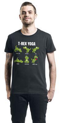 T-Rex Yoga
