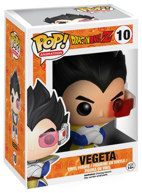 Figura vinilo Z - Vegeta 10