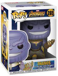 Figura Vinilo Infinity War - Thanos 289
