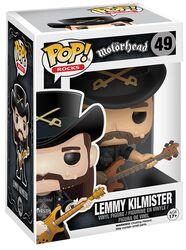Figura de Vinilo Lemmy Kilmister Rocks 49