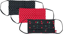 Dots and Cherries 3 Pack