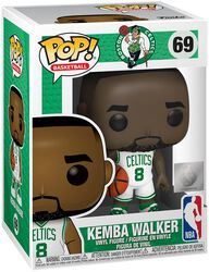 Figura Vinilo Boston Celtics - Kemba Walker 69