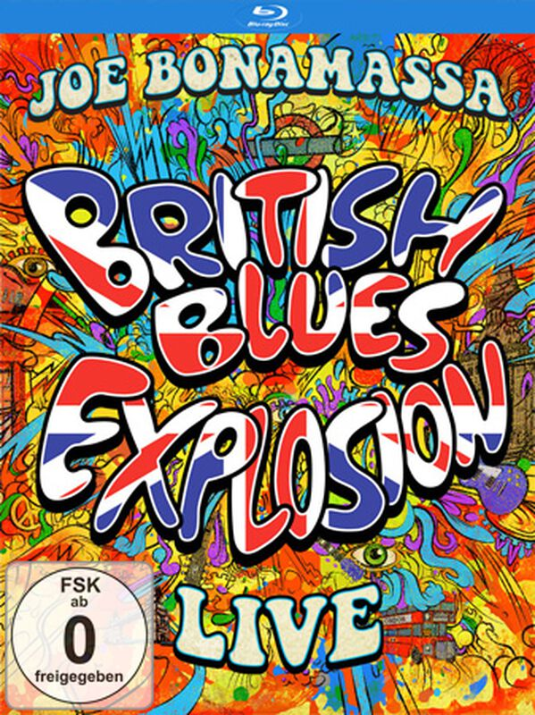 British blues explosion live