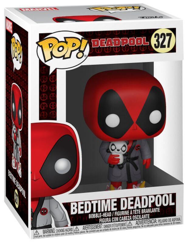 Figura Vinilo Bedtime Deadpool 327