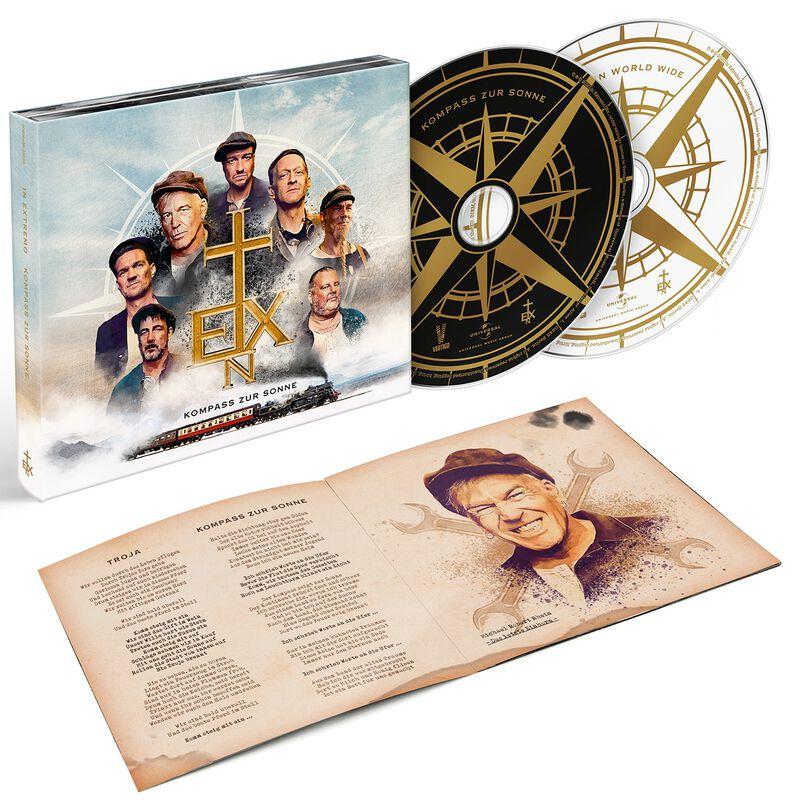 Kompass zur Sonne