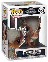 Figura Vinilo Jurassic World - Stygimoloch 587