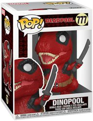 Figura vinilo 30th Anniversary - Dinopool 777