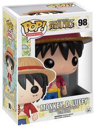 Figura de Vinilo Monkey D. Luffy 98