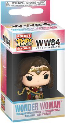 1984 - Wonder Woman with Lasso Pocket POP! Llavero