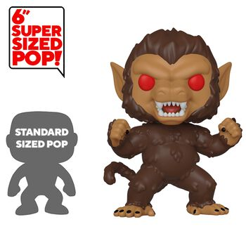Figura vinilo Z - Great Ape Goku (Oversize) 624