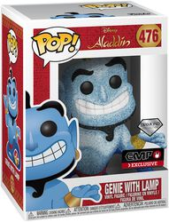 Genio con Lámpara (Diamond Colection) (Glitter) Vinyl Figure 476