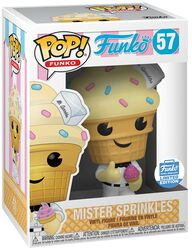 Figura Vinilo Fantastik Plastik - Mr. Sprinkles (Funko Shop Europe) 57