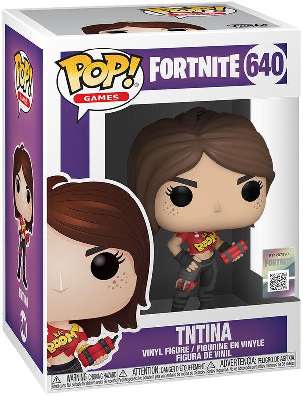Figura vinilo TNTina 640