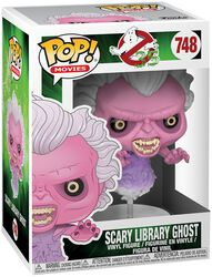 Figura Vinilo Scary Library Ghost 748