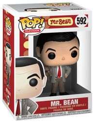 Figura Vinilo Mr. Bean with Teddy (posible Chase) 592