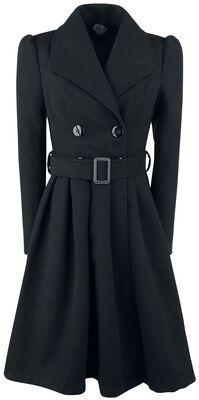 Abrigo Vintage Negro