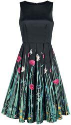 Annie Retro Meadow Floral Print Swing