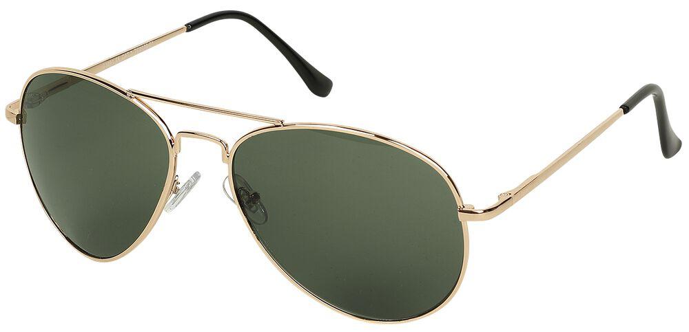 Gafas de Sol tipo Aviador Green