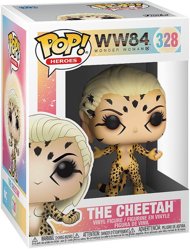 Figura vinilo 1984 - The Cheetah 328