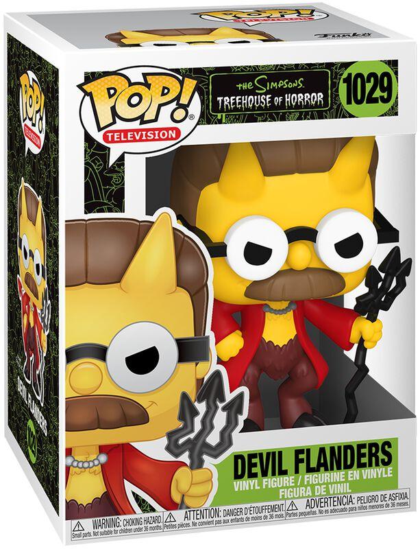 Figura vinilo Devil Flanders 1029