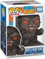 Figura vinilo Battle-Ready Kong 1020