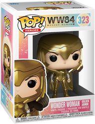 Figura vinilo 1984 - Wonder Woman Golden Armor 323