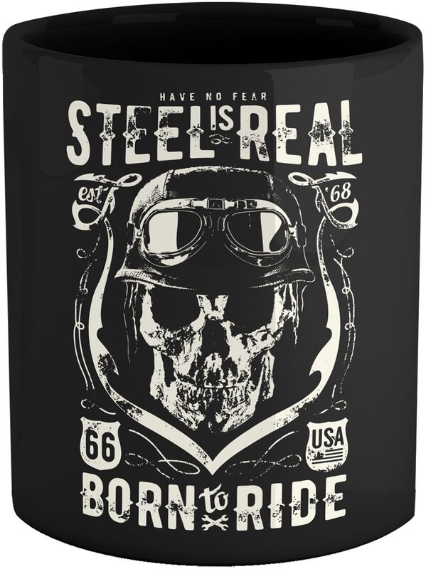 Steel Is Real