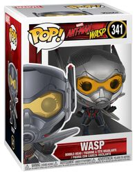 Figura Vinilo Ant-Man and The Wasp - Wasp 341 (posible Chase)