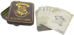 Harry Potter - Baraja de Cartas Hogwarts