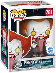 Figura Vinilo Chapter Two - Pennywise Funhouse (Funko Shop Europe) 781