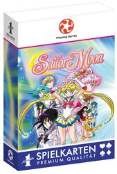 Sailor Moon - Playing Cards