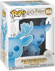 Figura Vinilo Patronus Harry Potter 104