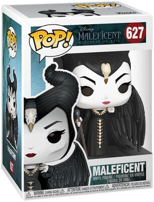 Figura Vinilo 2 -  Maleficent 627