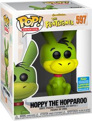 The Flintstones Figura Vinilo SDCC 2019 - Hoppy the Hopparoo (Funko Shop Europe) 597