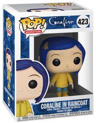 Coraline Figura Vinilo Coraline in Raincoat (posible Chase) 423